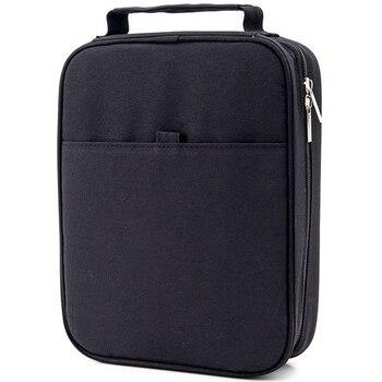Большого размера устойчивые хранение, портфель для хранения сумка пенал 150 отверстие пенал >> Straight hair Store