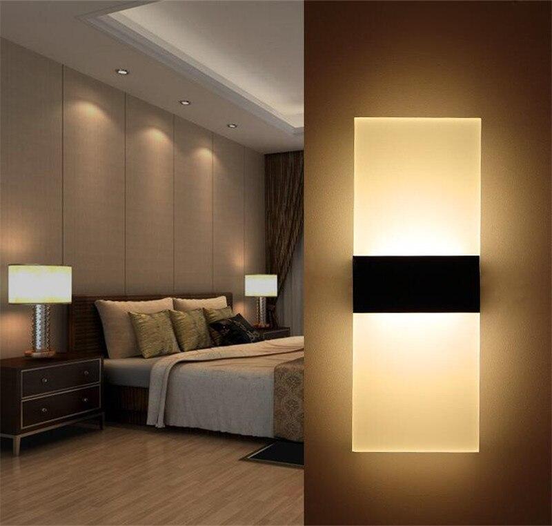 Aliexpress 2 Stucke Neue Moderne Wandleuchten Kuche Restaurant Wohnzimmer  Schlafzimmer Innen Badezimmerarmaturen Led Wandleuchte Lampen Von