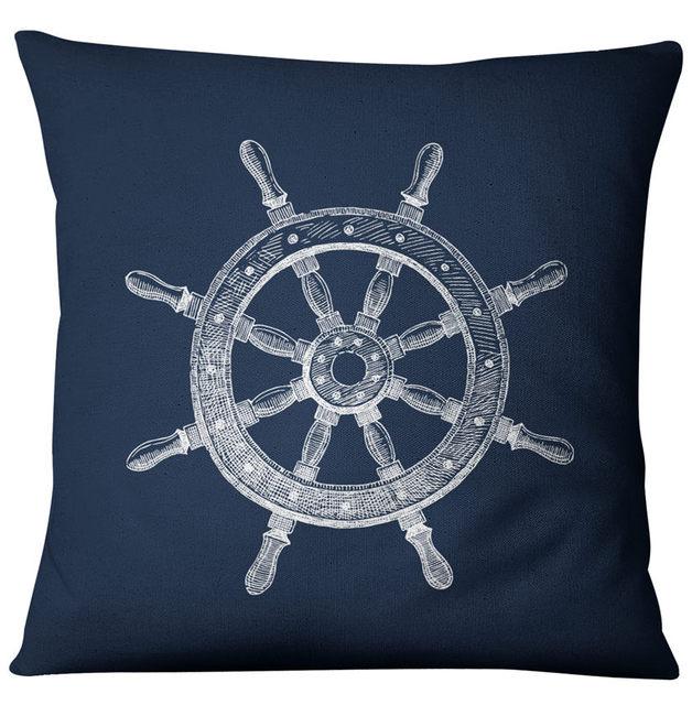 Mediterranean Style Linen Pillows 4
