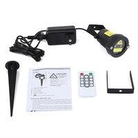 Christmas Laser Spotlight Light Star IP65 Outdoor Garden Light Decor Premium Waterproof Projector Showers With Remote