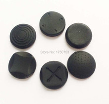 6 In 1 Protective Button Pad Kit Silicone Grip Analog D-Pad Joystick Cap For Sony PS Vita PSV Console 1000 / 2000