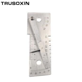Welding Tools Multi-function Universal Weld Measuring Gauge for Welder Seam Mesure Tool
