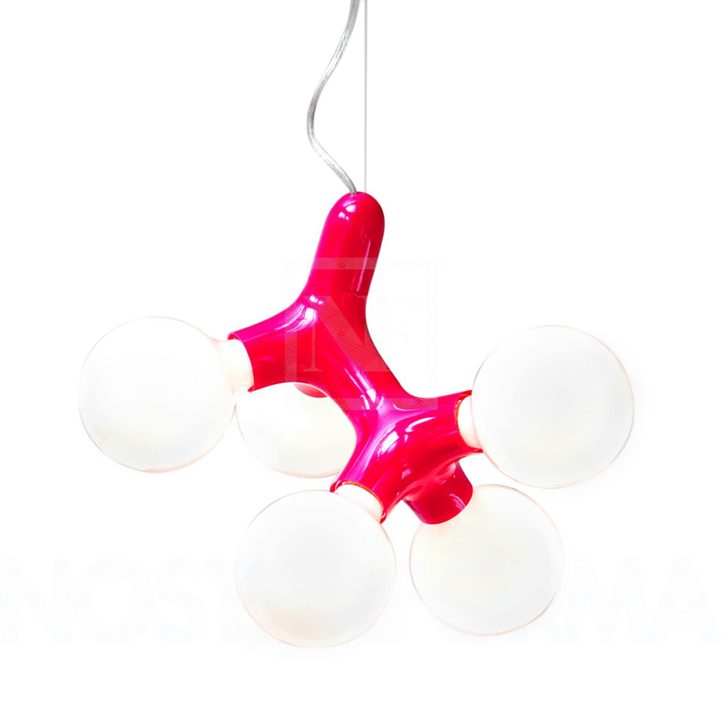 NEXT DNA DOUBLE PENDELLEUCHTE PENDANT LIGHT SUSPENSION LAMP BY Hopf & Wortmann