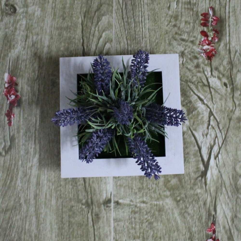 3d succulent plants handmade artificial succulents flowers for Picture frame hanging designs