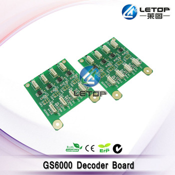 GS6000 Auto Reset Chip Decoder For GS6000 Wide format Printers