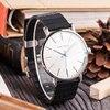 Véritable BOBO oiseau L-Q08 Ultra mince montre d'affaires Quartz Bois bracelet Simple tendance homme montre femme Montres En Bois 3