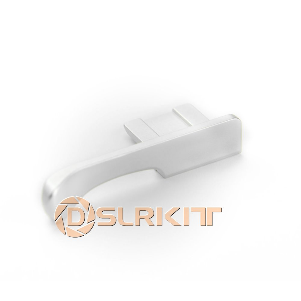 Black DSLRKIT New Version Thumbs Up Grip for Fuji X-E1 X-M1 X-A1 X-E2 X-Pro1