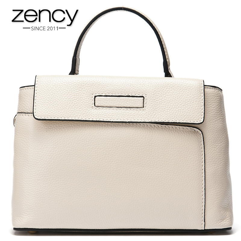 Zency Brand High Quality New Summer Flap Tote Bag 100% Genuine Leather Soft Skin Women Handbag OL Messenger d26 d32 thread punching mould machine cartridge heater tube with high temperature wire injection heating element with the flange
