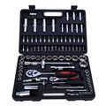 High Quality 94pcs ( 1/4 and 1/2 Inches ) Socket Ratchet Wrench Combo Tools Kit for Auto Repairing
