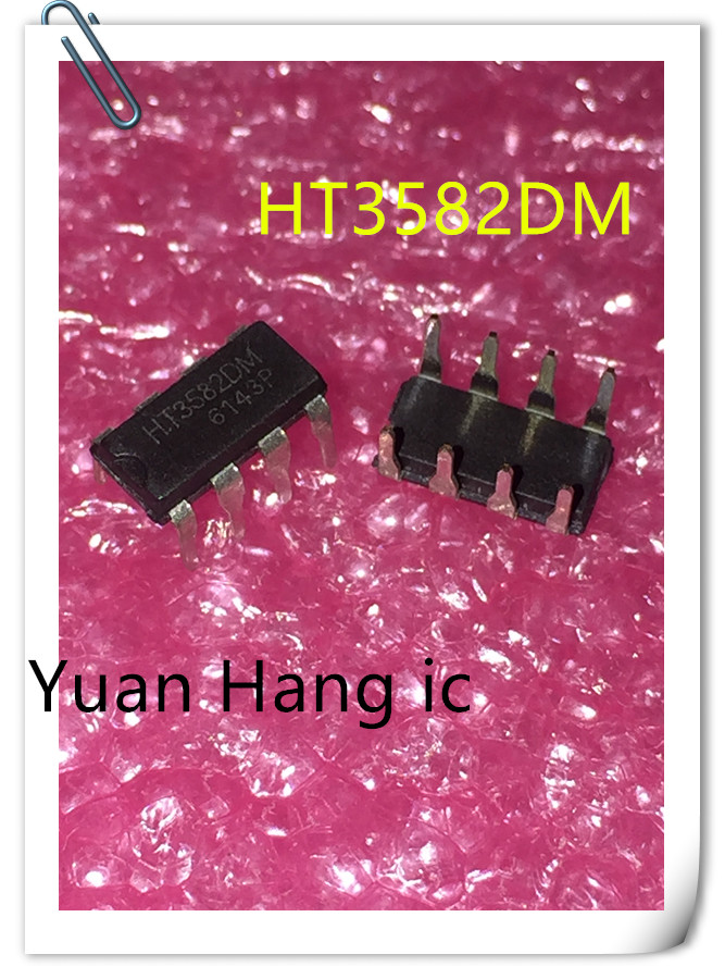 5PCS/LOT HT3582DM HT3582D HT3582 DIP-8 Charger Power Driver IC NEW
