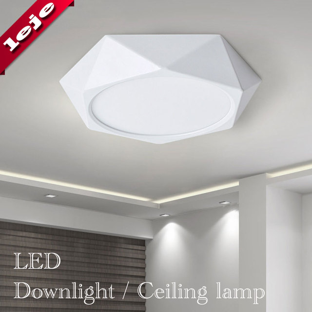 Surface Mounted LED Ceiling light Panel lamp 18W 24W AC110V-240V for Kitchen/Foyer/Balcony/Corridor/Bathroom/Restaurant