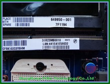 649950-001 FOR HP G4 G6 G4-1000 G6-1000 series Laptop Motherboard DA0R23MB6D1 REV:D HD6470/1G Mainboard Tested