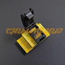 Ч-ДП(Т)SSOP48-DIP48 адаптер IC51-0562-1387 диагностический разъем TSSOP48 к DIP48 программист тангаж:0.635 мм ширина=7.6 мм/11,2 мм
