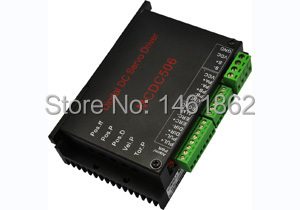 MCDC506 low cost full digital DC servo motor driver, MCDC506, 200W, 24V ~ 50V Motor Accessories Motor Driver dcs810 leadshine digital dc brush servo drive servo amplifier servo motor controller up to 80vdc 20a new original