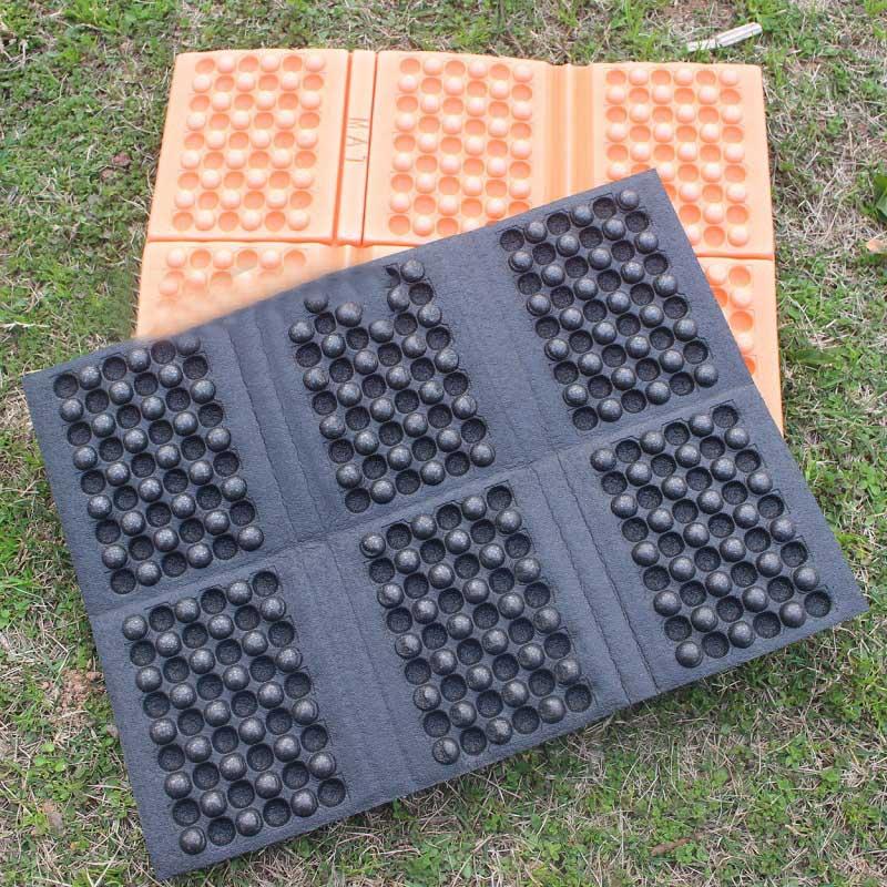 Waterproof Sunscreen Moisture-proof Folding Xpe Foam Pad Portable Mat Cushion Seat Camping Park Picnic