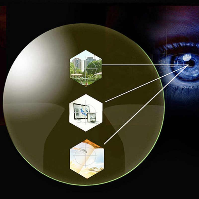QJ 1.61 Siêu Cứng Rắn Kỹ Thuật Số Hình Thức Miễn Phí Tiến Bộ Không Có-Line Đa-Tiêu Cự Theo Toa Tùy Chỉnh Ống Kính Quang Học Với AR Lớp Phủ