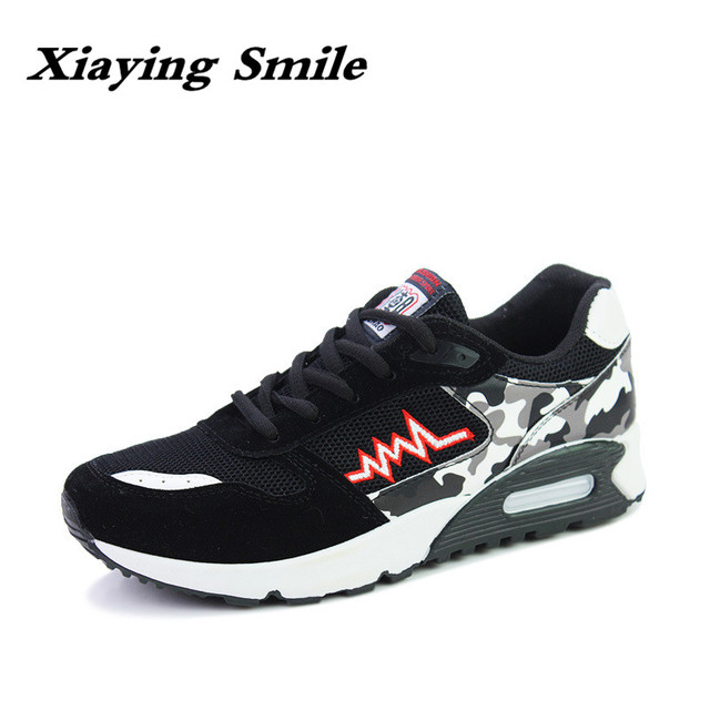 Men's Fashion Breathable Outdoor Shoes Training Sneaker