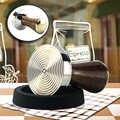 58,5mm Kaffee Tamper Solide holz Griff Kaffee Pulver Hammer 304 Edelstahl Gewinde Basis Barista Kaffee Zubehör