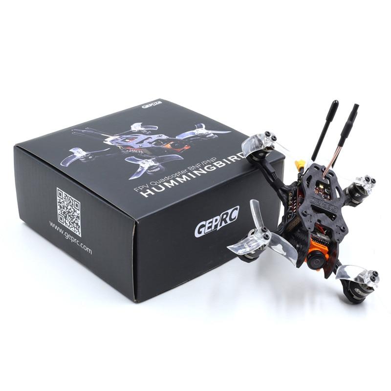 GEPRC Hummingbird 110mm FPV Racing Drone Omnibus F4 12A BLHeli_S 5.8G 48CH VTX RunCam Micro Swift clergy omnibus
