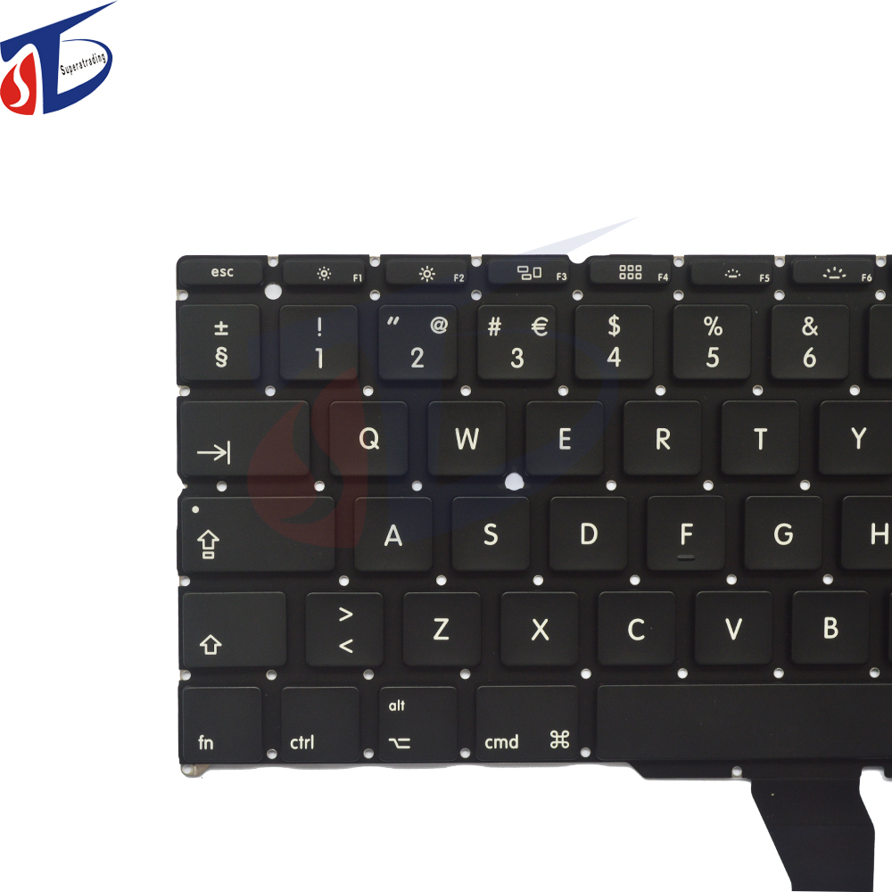 Perfect test PT Keyboard for font b Macbook b font Air 11 A1370 A1465 Portugal Portuguese