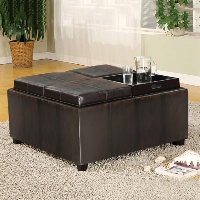 EHOMEBUY 2019 Sehpa Twilight Flocking Coffee Table Advanced