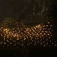 6 M x 4 M 600LED String Fairy Lights Net Mesh Gordijn Chrismas Wedding Party US Plug 110 V 8 Modi Vakantie Nieuwjaar Licht korting
