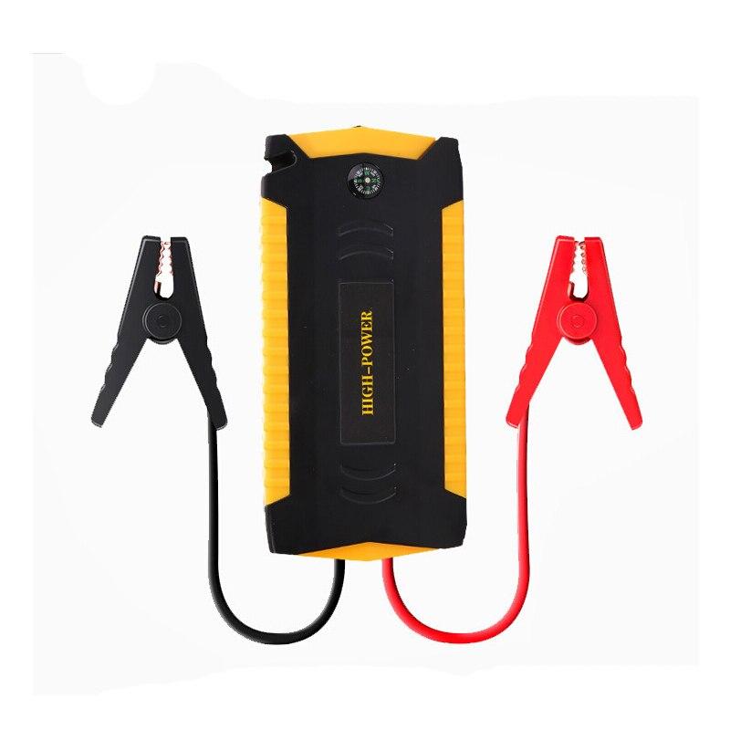 HCOOL 20000 mAh 600A courant de pointe Portable démarreur de saut de voiture dispositif de démarrage batterie externe chargeur multifonction pour voiture Diesel 12 V