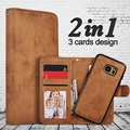 Lancase для samsung Galaxy S7 край чехол бумажник Магнитный Флип кожаный чехол для samsung S7 S6 S6 Edge S8 S9 S9 плюс Примечание 8 чехол - фото