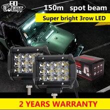2PCS 36W 4X4 Led Car Light