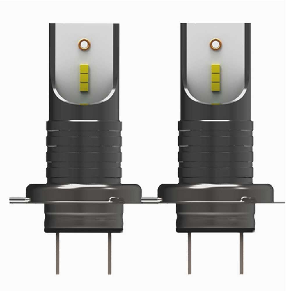 H7 Laser White Ultra KFZ Lampen 4000K Xenon Effekt 12V 55W PX26d STVZO DUO