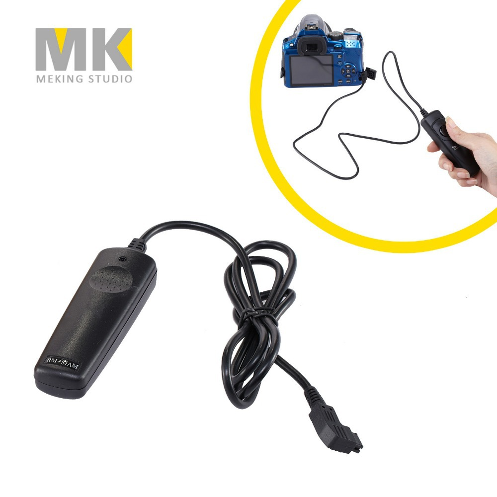 Selens RM-S1AM Cable Shutter Release Timer Remote control for SONY A100 A200 A300 A350 A700 MINOLTA A7D A5D