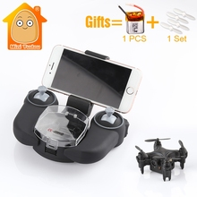 Minitudou 2017 New Mini Drone Quadcopter With Digicam HD Distant Management Helicopter RC Dron Quadrocopter FPV Excessive Maintain Mode