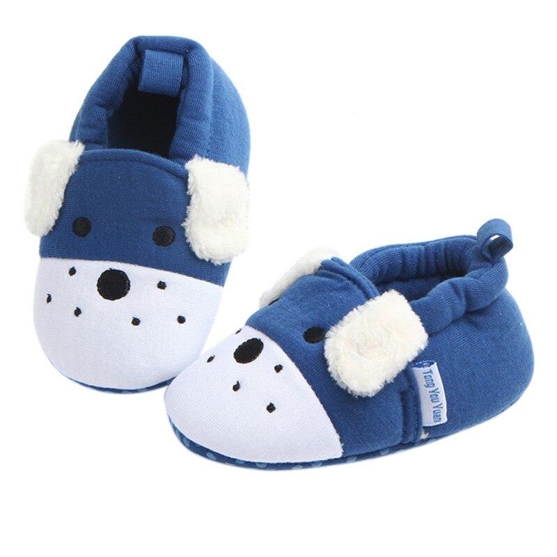 Новинка 2017 года для маленьких мальчиков Обувь для девочек Мягкий хлопок Обувь для младенцев Детские Нескользящие малыша Обувь для 3-11 м дети 8 видов стилей Обувь для малышей M8