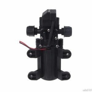 Image 5 - DC 12V 70W 130PSI 6L/Min Water High Pressure Pumps Diaphragm Self Priming Pump S18 Wholesale&DropShip