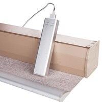 Новая Экологичная изоляционная Ткань Роликовые оттенки система зарядки электрический ролик жалюзи с пыленепроницаемой крышкой для балкон...