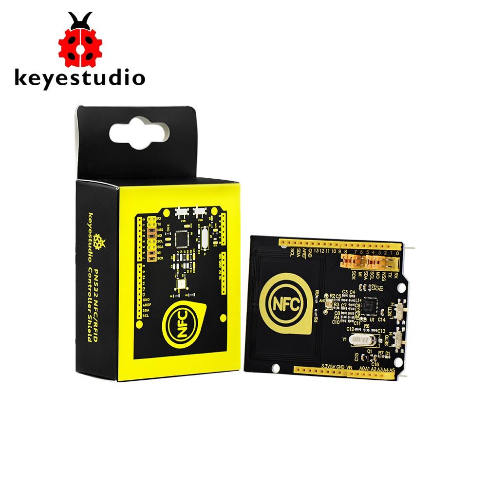 Keyestudio PN532 NFC/RFID Controller Shield For Arduino Uno R3