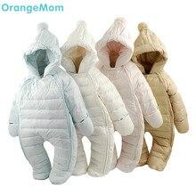 Jecket outerward платье, snowsuit продажа! тепловые зимнее утка комбинезоны комбинезон вниз