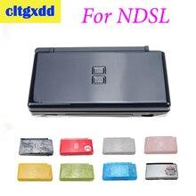 Cltgxdd Voll Reparatur Teile Ersatz Gehäuse Shell Fall Kit Ersatz Für Nintendo DS Lite N D S L Controller Gehäuse