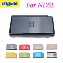 cltgxdd Full Repair Parts Replacement Housing Shell Case Kit Replacement For Nintendo DS Lite N D S L Controller Housing