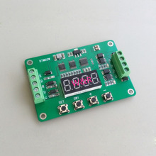 DTM02 two-way multi-function transistor module / delay self-locking cycle timing DC solid state relay