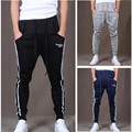 2017 New Outdoors Cargo Loose Trousers Men's Sweat Harem Joggers Men causal Hip Hop Slim Fit Sweat pants for Dance