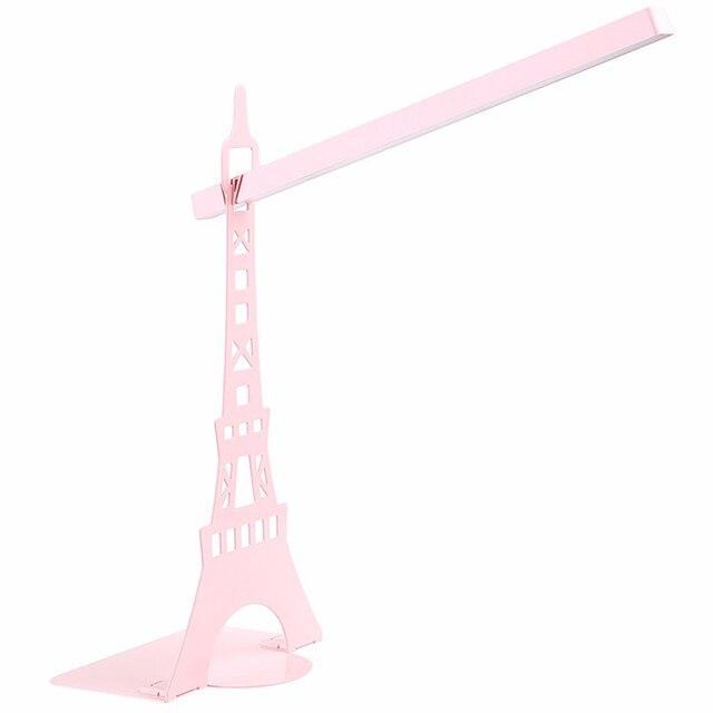 Эйфелева Башня Светодиодные Настольные Лампы Современная Мода Декоративные Ночник Настольная Лампа Для Гостиной Кроватью номер