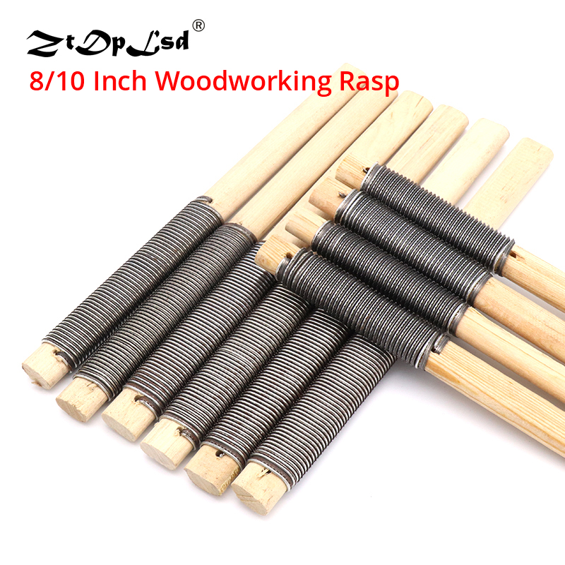 1Pcs Mini Metal Filing Rasp Needle File Wood Tools Hand Woodworking Files Tool Repair Coarse Teeth Hardwood Carpenter Grinding