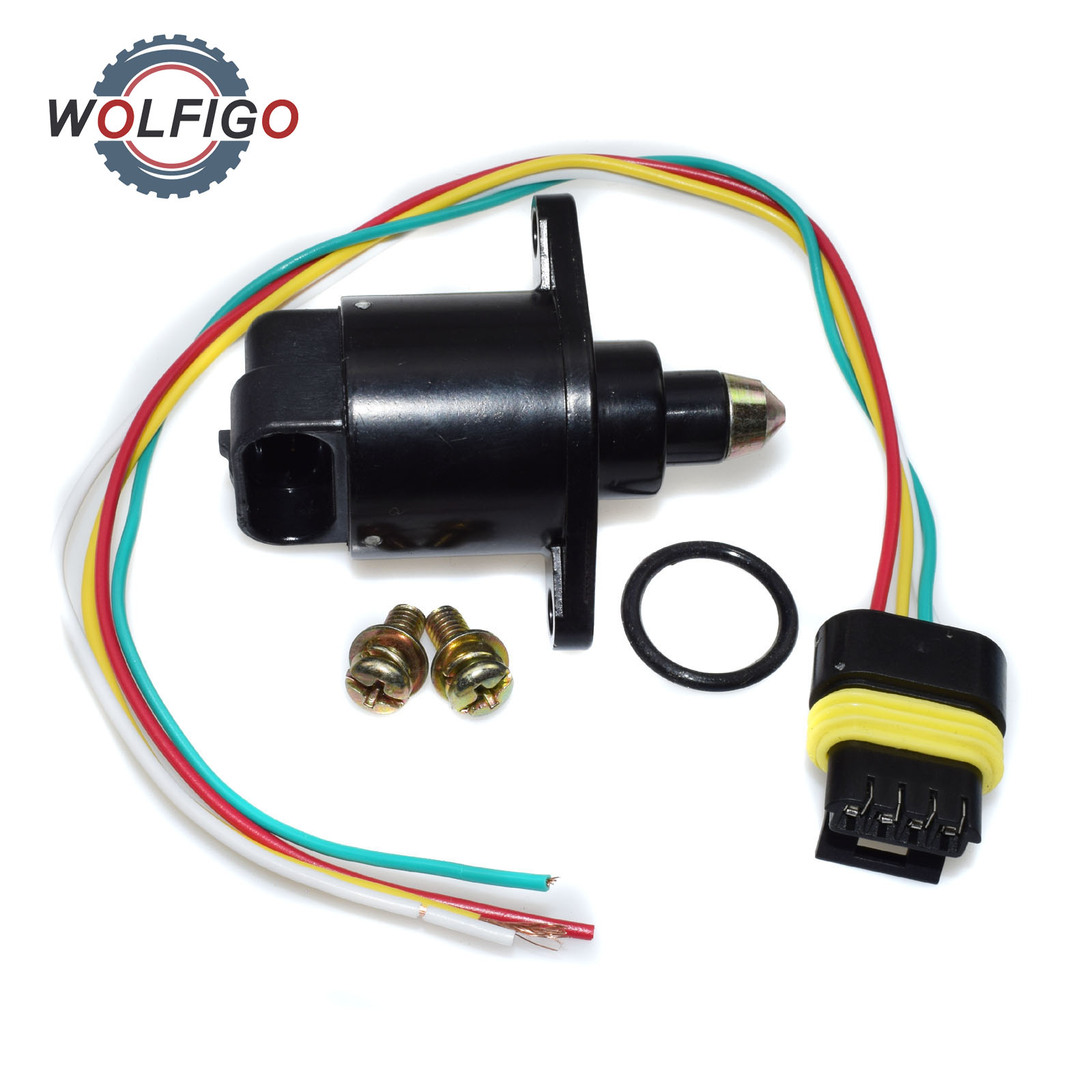 Strange Wolfigo Idle Air Control Valve With Pigtail Harness Connector For Wiring Digital Resources Remcakbiperorg