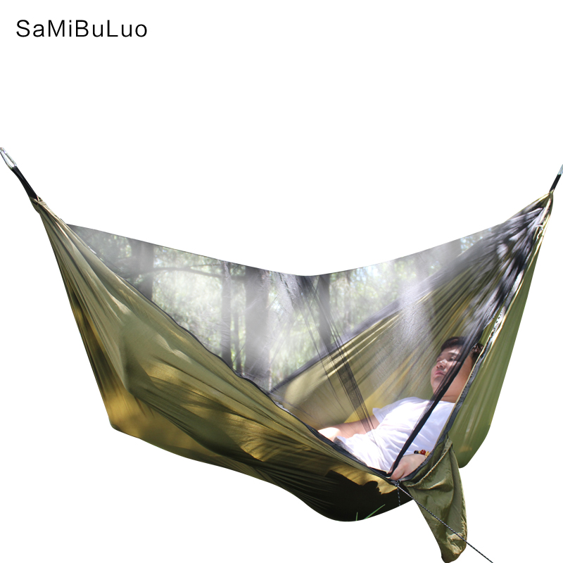 Person, Hunting, Portable, High, With, Hammock