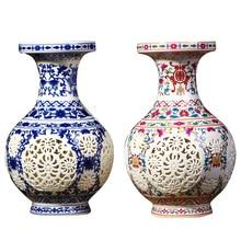 Antique Style Decorative Ceramic Vase