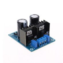 Dual Power Supply Module DC Regulator Board 2019 new цена