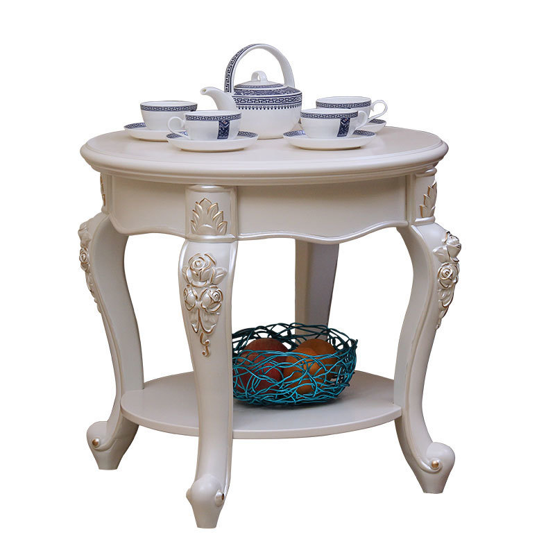 European-style minimalist sofa side living room creative small French garden corner a few coffee table carved odd ranks yield retro furniture living room coffee table corner a few color seattle bedroom nightstand h