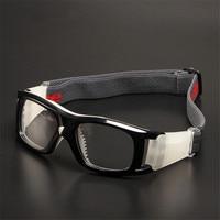 Sports Glasses Basketball Glasses Prescription Glass Frame Football Protective Eye Outdoor Custom Optical Frame Dx070