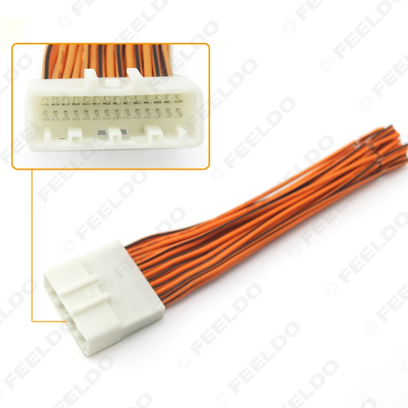 aftermarket stereo wiring harness adapters promotion shop for car radio stereo wiring harness adapter plug for impreza wagon levorg aftermarket stereo installation fd 2022
